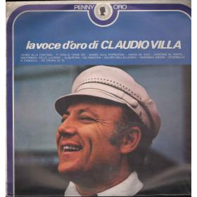 Claudio Villa Lp Vinile La Voce D'Oro Di / Rifi RPO 72022 Sigillato