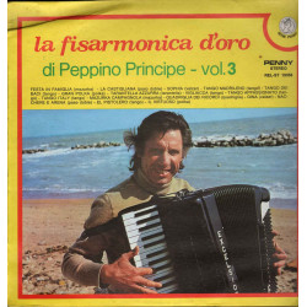 Peppino Principe - La Fisarmonica D'Oro Vol 3 / Rifi RDZ ST 19358