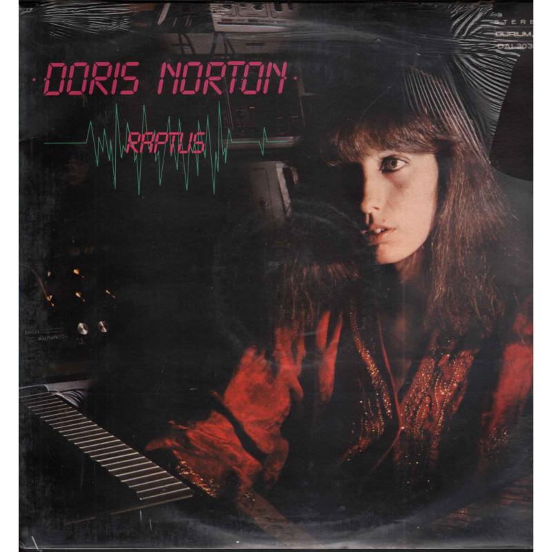 Doris Norton - Raptus Vol. 1 / Durium DAI 30386