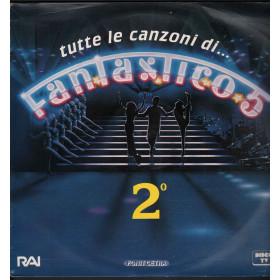 Tutte Le Canzoni Di Fantastico 5 - 2° Lp Vinile Fonit Cetra TLPX 132 Nuovo