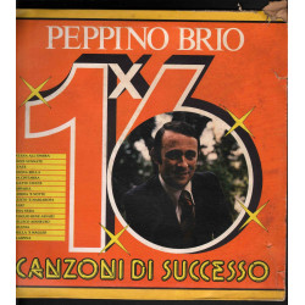 Peppino Brio - 16 Canzoni Di Successo / Discoring 2000 GXLP 1052