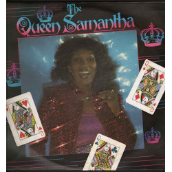 Queen Samantha ‎- Queen Samantha (Omonimo Same) OUT OUT-ST 25027