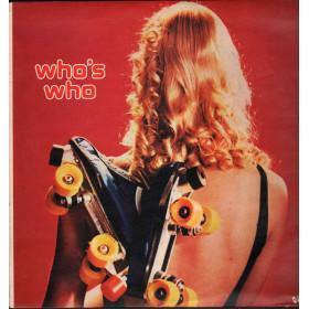 Who's Who - Who's Who (Omonimo Same) OUT ST 25029 