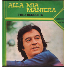 Fred Bongusto - Alla Mia Maniera / Variety RLV ST 90550