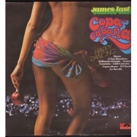 James Last - Copacabana Happy Dancing / Polydor 2371 929