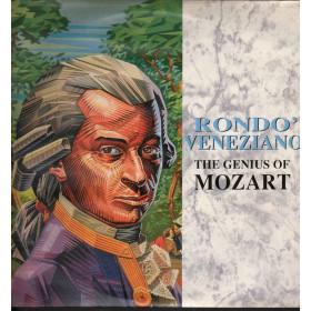 Rondo' Veneziano - The Genius Of Mozart / Baby Records 590 128-1