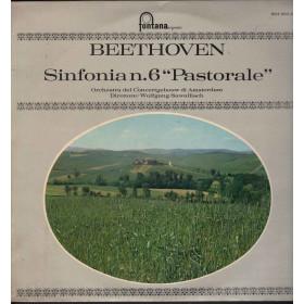 Concertgebouw  / W. Sawallisch Lp Beethoven Sinfonia N 6 Pastorale