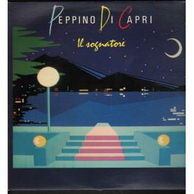 Peppino Di Capri Lp Vinile Il Sognatore / Polydor 831 661-1 Nuovo