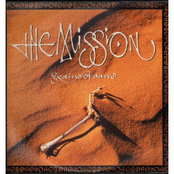The Mission Lp Vinile Grains Of Sand / Mercury ‎846 937-1 ‎Nuovo 0042284693714
