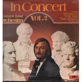 James Last Orchestra Lp Vinile In Concert Vol 2 / Polydor 2371 191 A Nuovo
