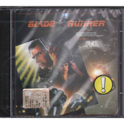 The New American Orchestra / Vangelis CD Blade Runner OST / Full Moon Sigillato