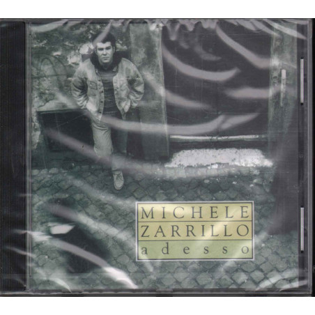 Michele Zarrillo CD Adesso / Sony S4 Sigillato 5099749717220