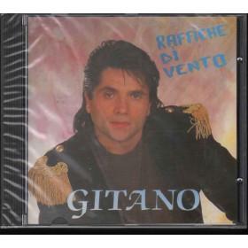 Gitano CD Raffiche Di Vento / Ricordi SNIR 25142 Sigillato 8003614003230