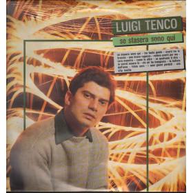 Luigi Tenco - Se Stasera Sono Qui / Ricordi ORL 8056