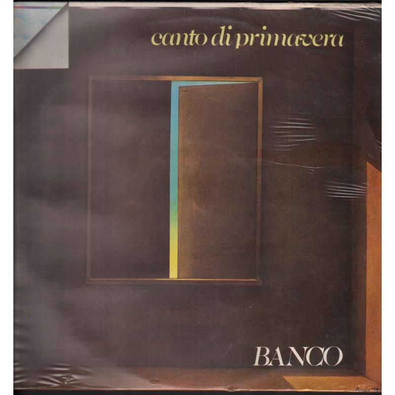 Banco Del Mutuo Soccorso - Canto Di Primavera Ricordi ORL 8473