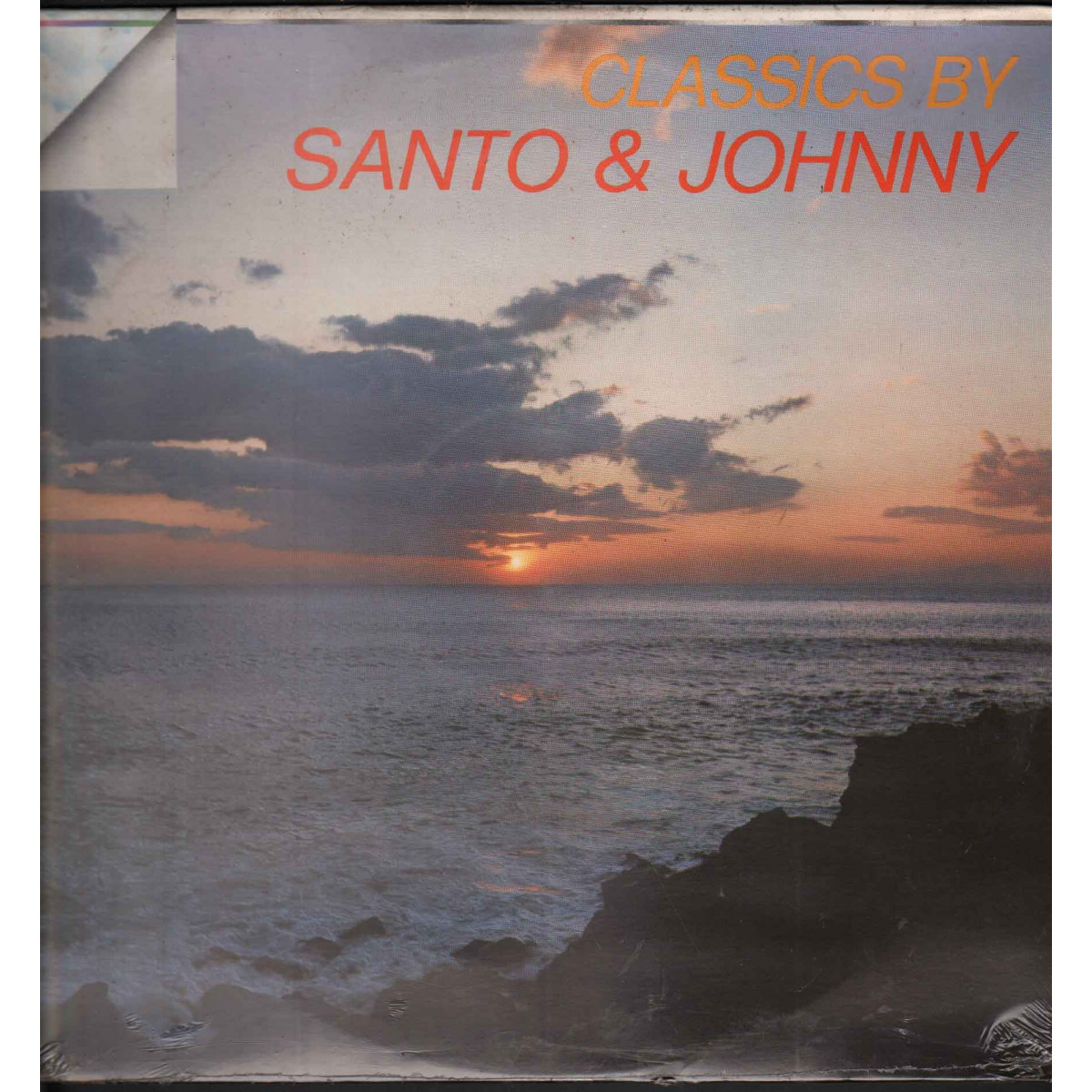 Santo & Johnny ‎- Classics By Santo & Johnny Ricordi ‎ORL 8487