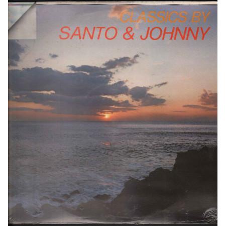 Santo & Johnny Lp Vinile Classics By Santo & Johnny Ricordi ORL 8487 Sigillato