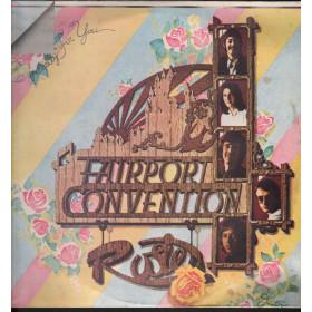 Fairport Convention Lp Vinile Rosie / Ricordi ORL 8495 Orizzonte Sigillato