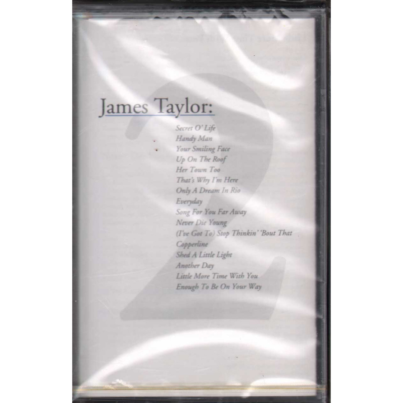 James Taylor MC7 Greatest Hits Volume 2 / Columbia Sigillata 5099750107249
