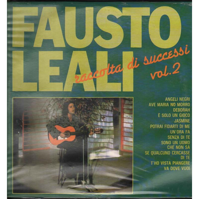 Fausto Leali - Raccolta Di Successi Vol 2 / Ricordi ORL 8529