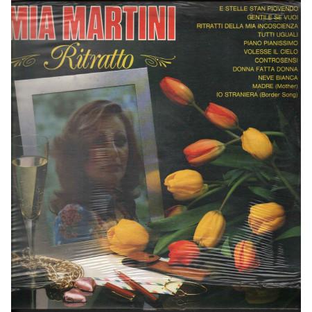 Mia Martini Lp Vinile Ritratto / Ricordi ORL 8792 Serie Orizzonte Sigillato