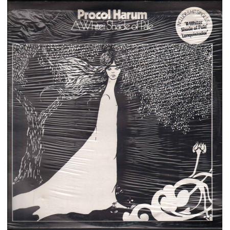 Procol Harum Lp Vinile A Whiter Shade Of Pale / Ricordi ORL 8811 Sigillato