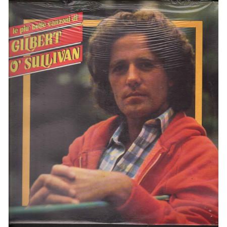 Gilbert O'Sullivan Lp Vinile Le Piu' Belle Canzoni / Ricordi ORL 8815 Sigillato
