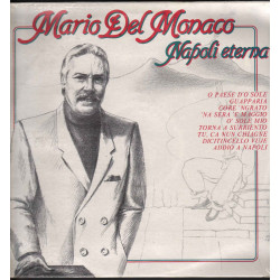 Mario Del Monaco - Napoli Eterna / CLS Ricordi ORL 9117