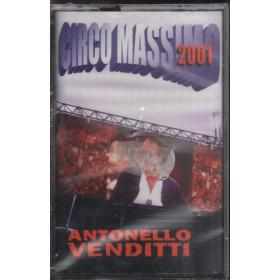 Antonello Venditti MC7 Circo Massimo 2001 / Heinz Sigillata 0743218785542