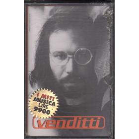 Antonello Venditti MC7 Venditti / I Miti Musica Sigillata 0743216618545