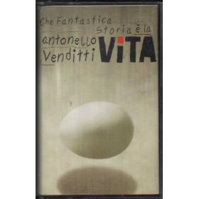 Antonello Venditti MC7 Che Fantastica Storia E' La Vita / Nuova 0828765598842