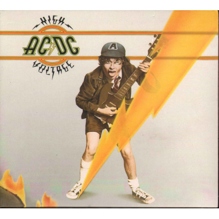 AC/DC CD High Voltage Digipack / Columbia Sigillato 5099751075929