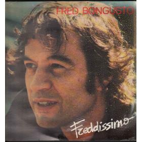 Fred Bongusto Lp Vinile Fortunatamente Ancora L'Amore / Ricordi Sigillato