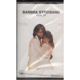 Barbra Streisand MC7 Guilty / Sigillata CBS 40-86122