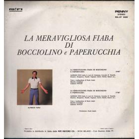 Alfredo Papa - La Meravigliosa Fiaba di Bocciolino e Paperucchia
