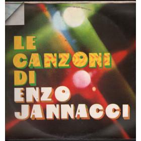 Enzo Jannacci - Le Canzoni Di Enzo Jannacci / Ricordi ORL 8108