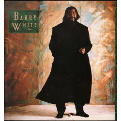 Barry White - Barry White: The Man Is Back! / A&M 395 256-1