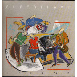Supertramp ‎- Live '88 / A&M 396 982-1 0082839698214