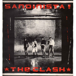 The Clash - Sandinista / CBS 463364 1 5099746336417