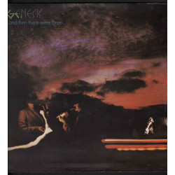 Genesis Lp Vinile And Then There Were Three / Charisma ‎9124 023 Gatefold Nuovo