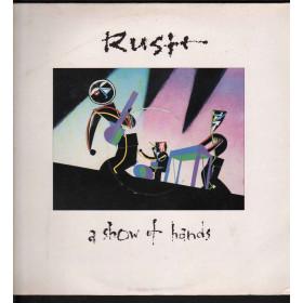 Rush - A Show Of Hands / Vertigo 836 346-1 Gatefold 0042283634619