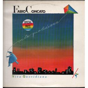 Fabio Concato - Vita Quotidiana / Philips 848 4451 0042284844512