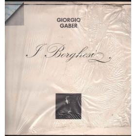 Giorgio Gaber - I Borghesi / Carosello ORL 8095 Orizzonte