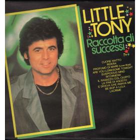 Little Tony - Raccolta Di Successi / Ricordi ORL 8794 Orizzonte
