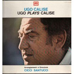 Ugo Calise ‎Lp Vinile Ugo Plays Calise / Fly Record FR003 Nuovo