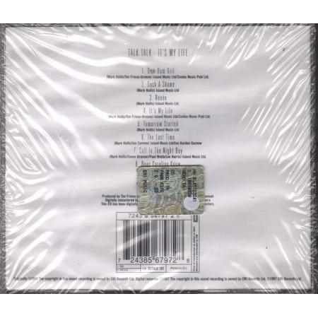 "Talk Talk  CD It's My Life EMI -"" RETALK 101 Nuovo Sigillato 0724385679728"