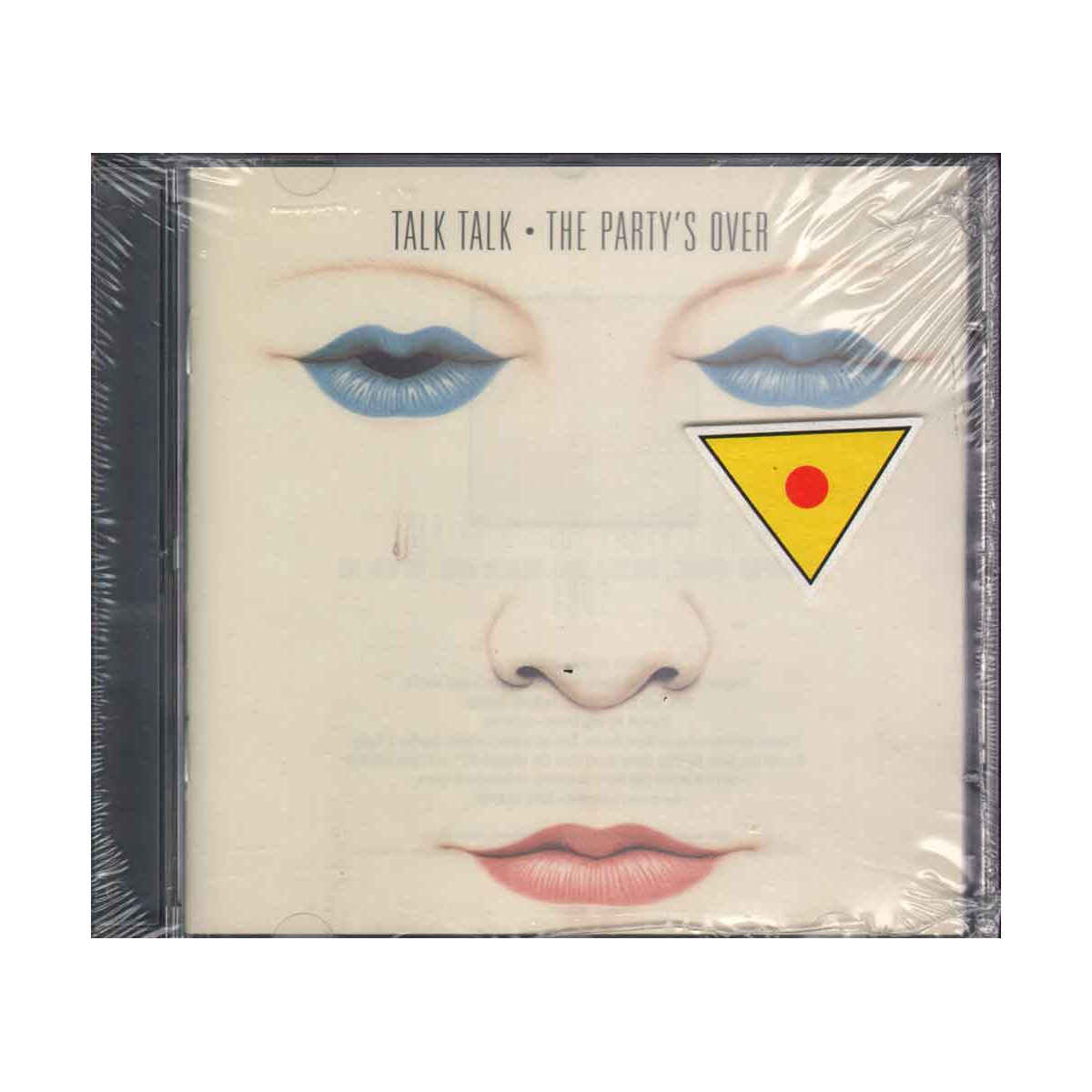 "Talk Talk CD The Party's Over EMI -"" RETALK 100 Sigillato 0724385679629"