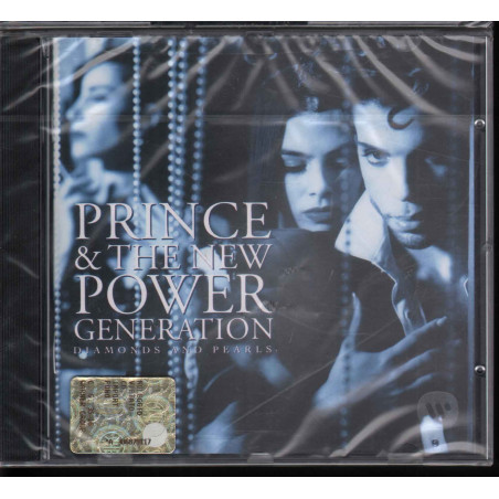 Prince & The New Power Generation CD Diamonds And Pearls Sigillato 0075992537926