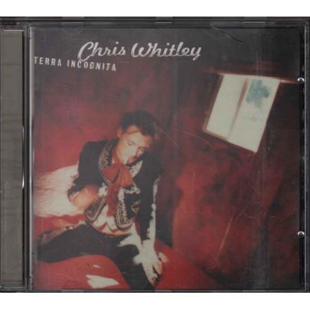 Chris Whitley  CD Terra Incognita Nuovo 5099748522825