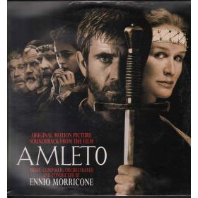 Ennio Morricone Lp Vinile Amleto (Hamlet) OST Soundtrack Virgin VMM 3 Sigillato